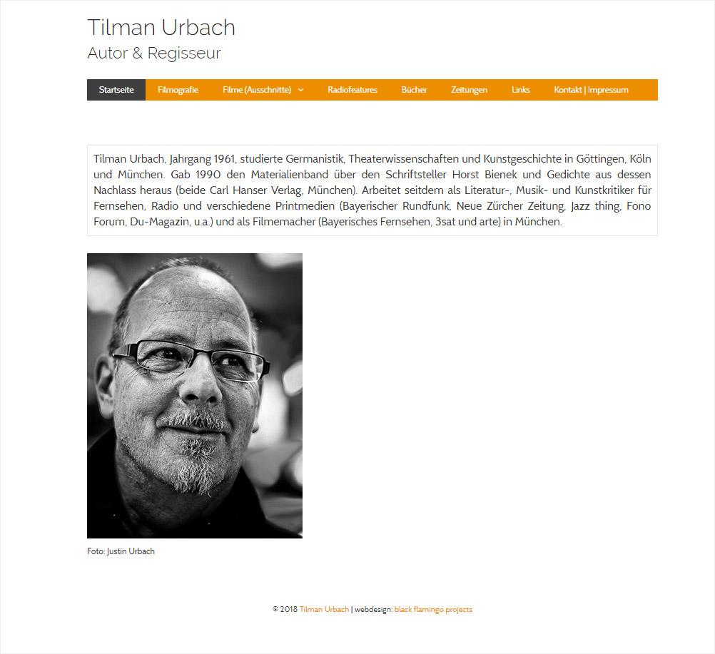 Tilman Urbach