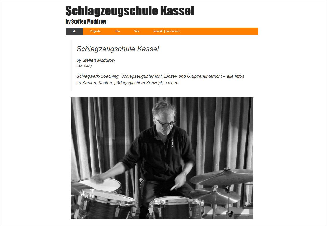 Schlagzeugschule Kassel